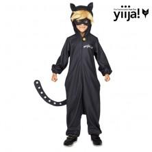 Dětský kostým Černý kocour Kouzelná beruška a
