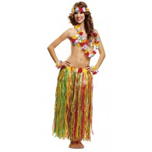 Sada Hawaj barevná sukně