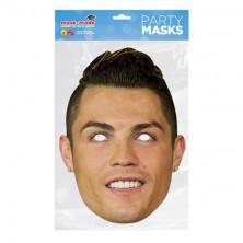 Papírová maska Cristiano Ronaldo