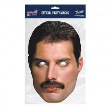 Papírová maska Freddie Mercury