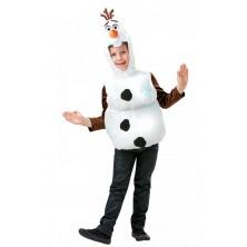 Dětský kostým Olaf Frozen II