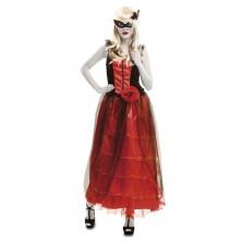 Dámský kostým Barokní vampírka