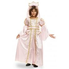 Dětský kostým Lady princezna