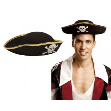 Klobouk Pirát 58 cm