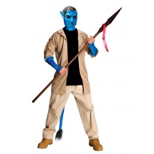 Pánský kostým Jake Sully deluxe