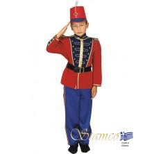 Chlapecký kostým Voják gardy
