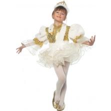 Dívčí kostým Labuť