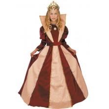 Dívčí kostým Královna