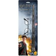 Hůlka a brýle Harry Potter