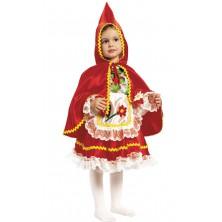 Dětský kostým Červená Karkulka